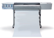 large format in digital printing